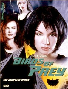 Birds of Prey the Complete WB TV Series DVD
