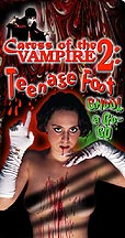 Caress of the Vampire 2: Teenage Foot Ghoul-A-Go-Go