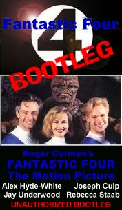 Fantastic 4: Bootleg Video