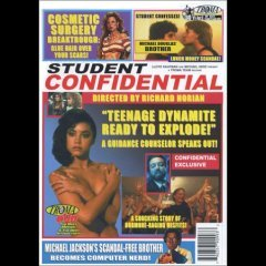 Student Confidential DVD