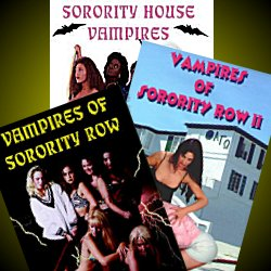 Sorority Vampires 3 Pack
